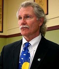 Oregon Governor John Kitzhaber Announces Resignation