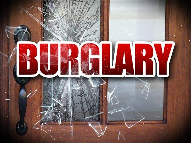 Multiple houses were broken into over the weekend in Kennewick.