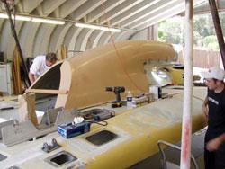 U-21 construction from July 2nd - source:  U-21 website