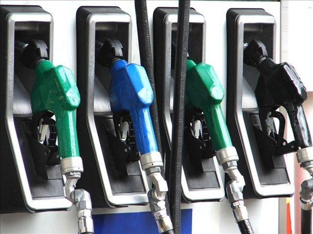 Gas prices go up another 10 cents.