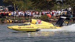 The backup hull ran as the U-5 in 2005 in Nashville - Photo: James Crisp