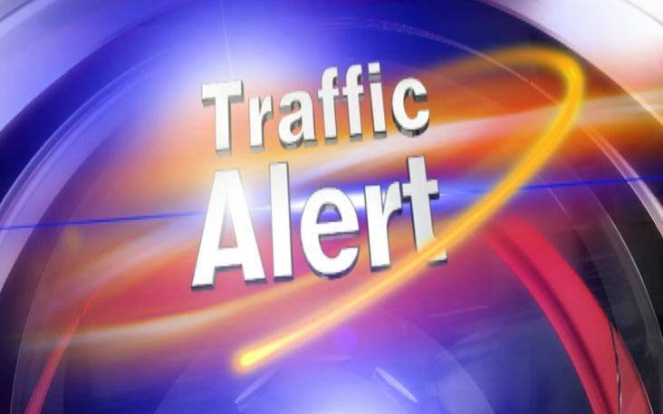 Delays expected along Interstate 90.
