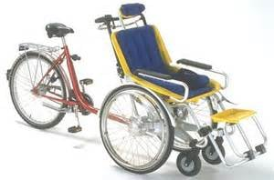 Duet Wheelchair Bike