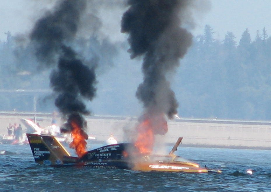 U-21 Freedom Racing Unlimited Hydroplane for sale - NBC Right Now ...