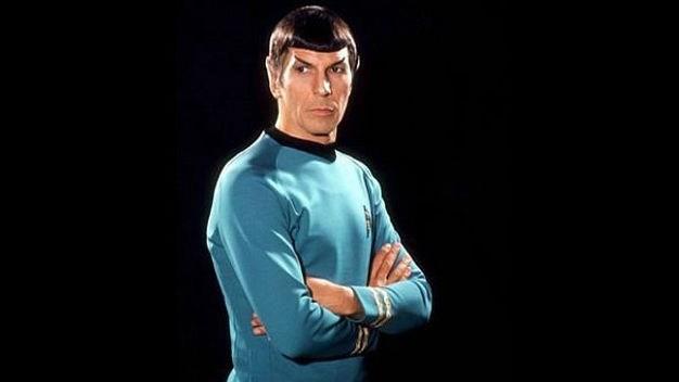 Leonard Nimoy, word famous as Mr. Spock on 'Star Trek', dies