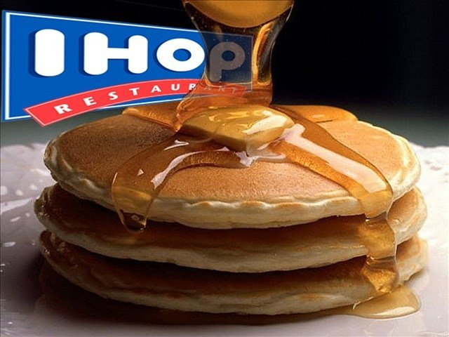 10th Annual National Pancake Day.