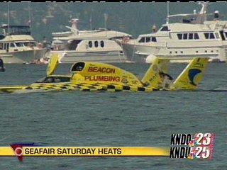 U-37 engine blows in Heat 1A