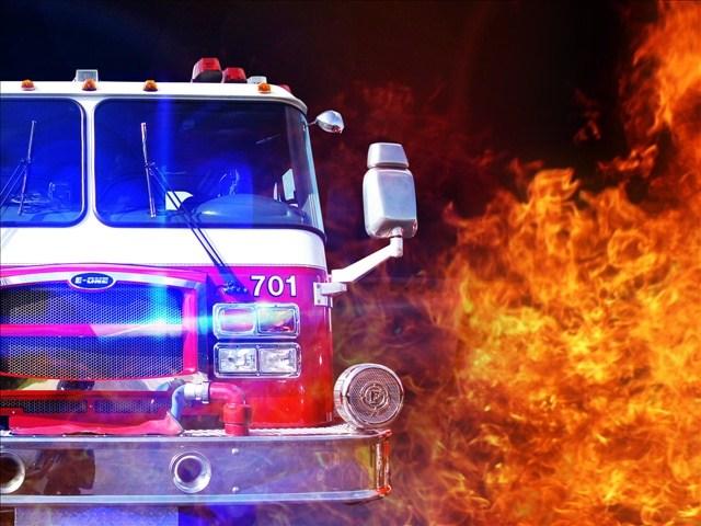 Structure fire under investigation in Walla Walla.