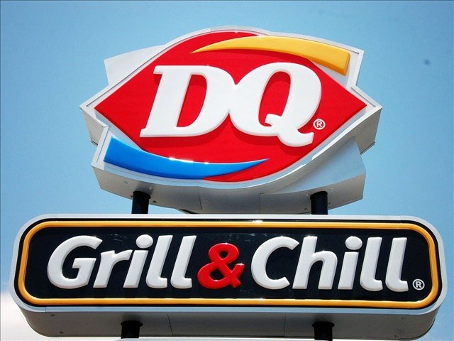 Dairy Queen celebrates Free Cone Day.