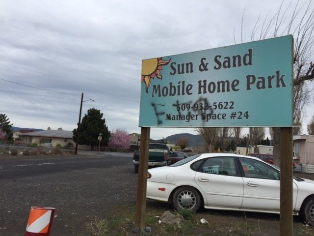 MATTAWA WA On Tuesday We Told You About An Alarming Case Of Neglect At Sun And Sand Mobile Home Park In Mattawa The State Is Suing Owner For