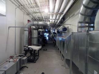 HVAC at Lewis & Clark