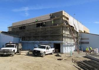 Orchard Elementary Construction