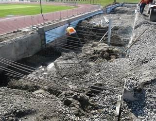 Fran Rish Stadium Upgrades