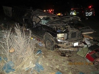 Fatal Traffic Crash on I-84