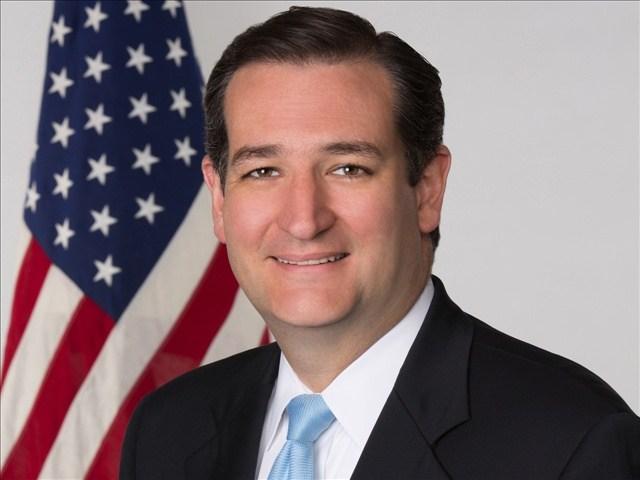 Texas Republican Senator Ted Cruz
