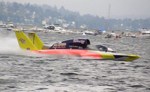 U-21 at Seafair (PHOTO - Russ McElroy)