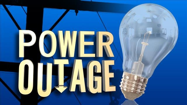 Power Outage in Yakima