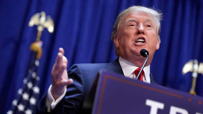 Trump calls for 'complete shutdown' on Muslims entering US