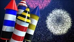Officials warn that fireworks could cause some wildfires.