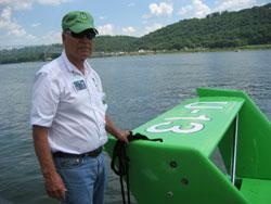 U-13 owner Dave Bartush
