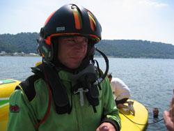 U-13 driver J. Michael Kelly