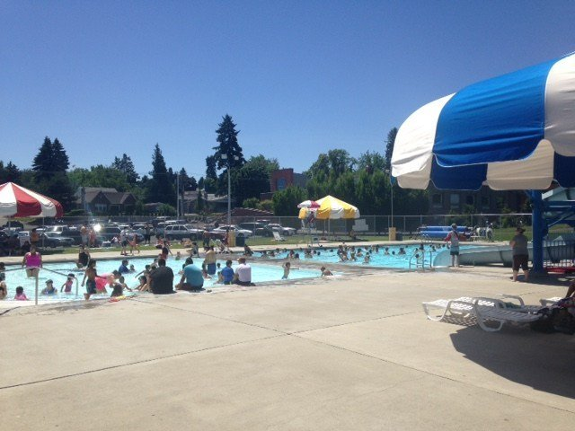 Franklin Pool In Yakima To Stay Open Until Sept 20th Spokane North Idaho News Weather