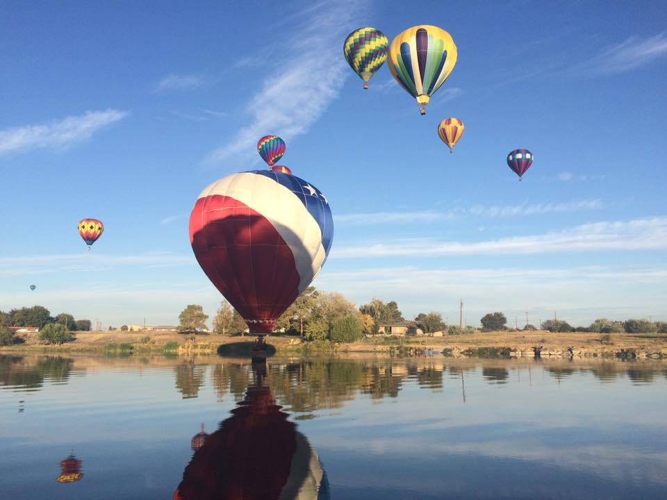 The 26th annual great Prosser Balloon Rally