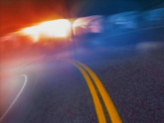 Head-on collision along Highway 22