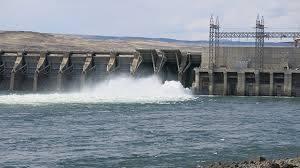 Priest Rapids Dam