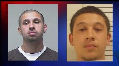 23 year old Nathan Thomas Quintero and 17 year old Jaden Quintero on Homicide charges.