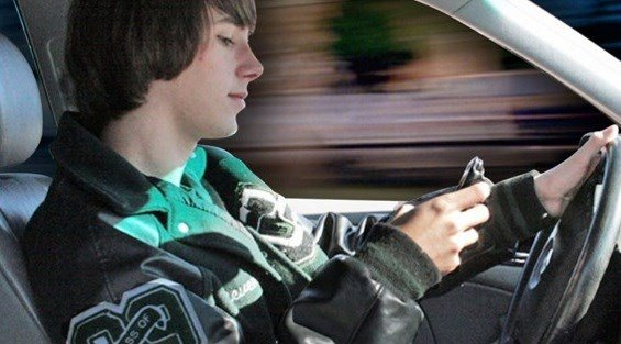 Here locally, police say distracted drivers often do not admit to being preoccupied with things like their cell phone, once someone else gets hurt.