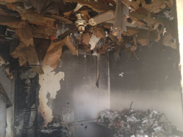 West Richland house fire