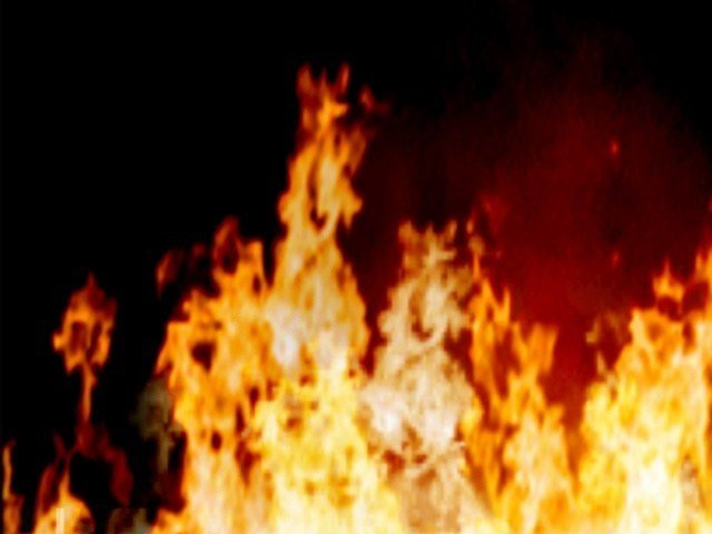 Fire destroys motor home in Irrigon