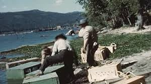 Idaho Department of Fish and Game release film from 1950's