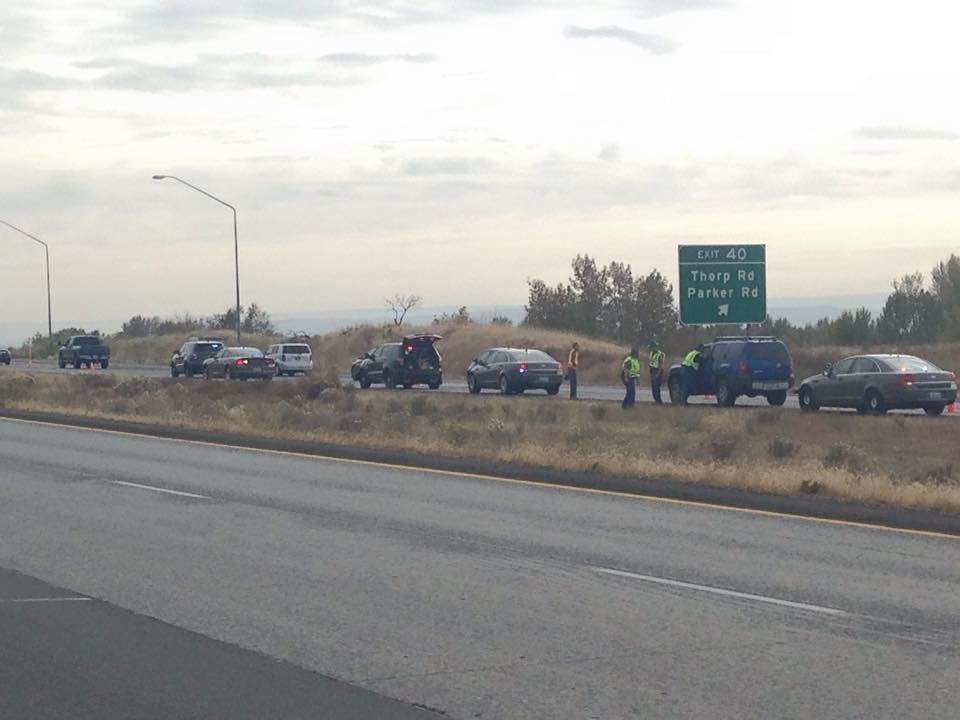 The Washington State Patrol is still investigating after two people were killed in a car accident on I-82 Friday,
