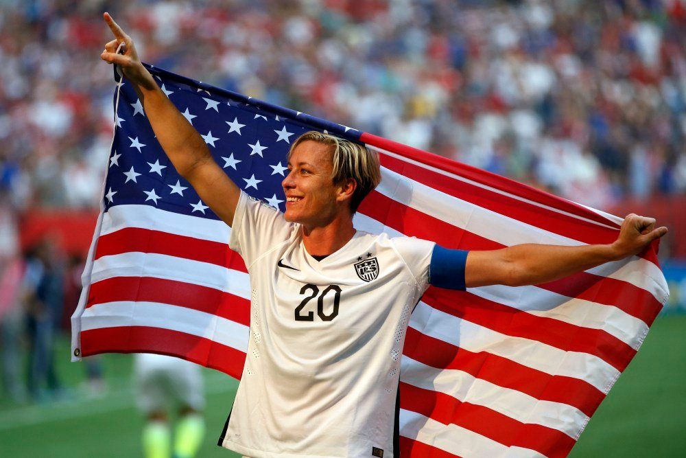 USWNT legend Abby Wambach to retire at the end of 2015