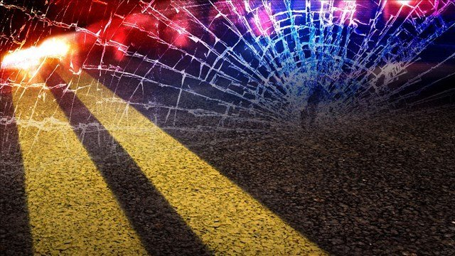 Multiple vehicle accident leads to lane closures along I-90
