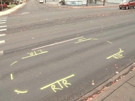 Pedestrian Dies After Being Struck by Car