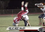 Ike at West Valley