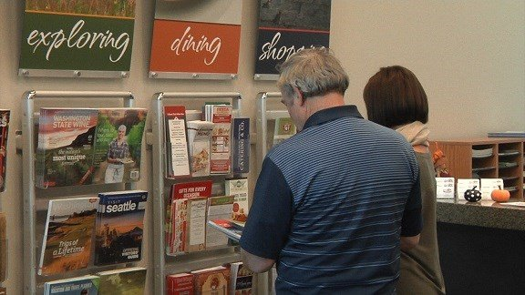 The Tri-Cities continues to see more tourists and conferences.