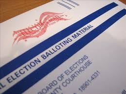 Ballots due by Tuesday evening