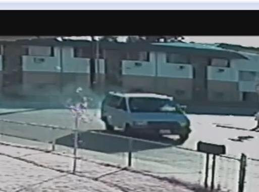Police looking for information about this Van