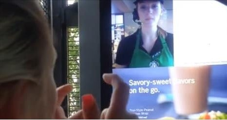 deaf woman's incredible sign-language exchange with Starbucks barista