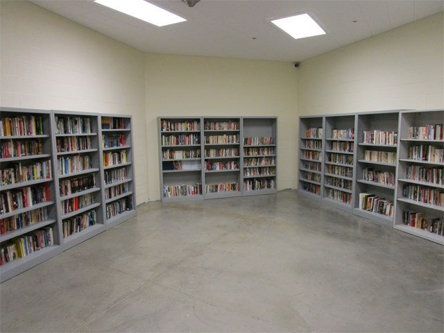 Kittitas County Corrections Center Library
