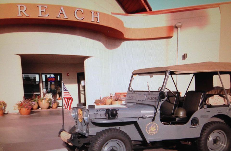Pasco Naval Air Station Exhibit