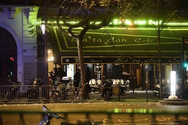 Le Bataclan in Paris