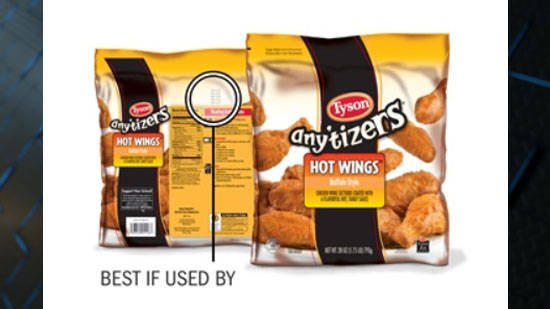 Courtesy: Tyson Foods