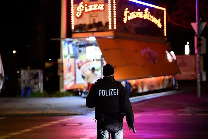 The chief of police for Hannover says they received a credible threat of violence. Alexander Koerner/Getty Images