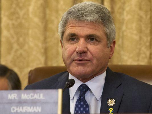 Rep. Michael McCaul, R-Texas, chairman of the House Homeland Security Committee. (Photo: Jacquelyn Martin, AP)