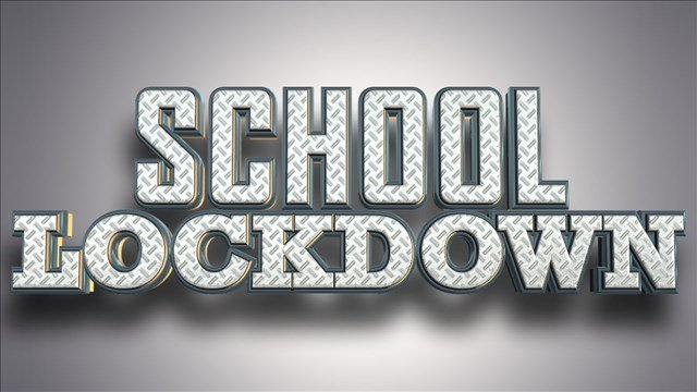 Highlands Middle School on lockdown Friday morning